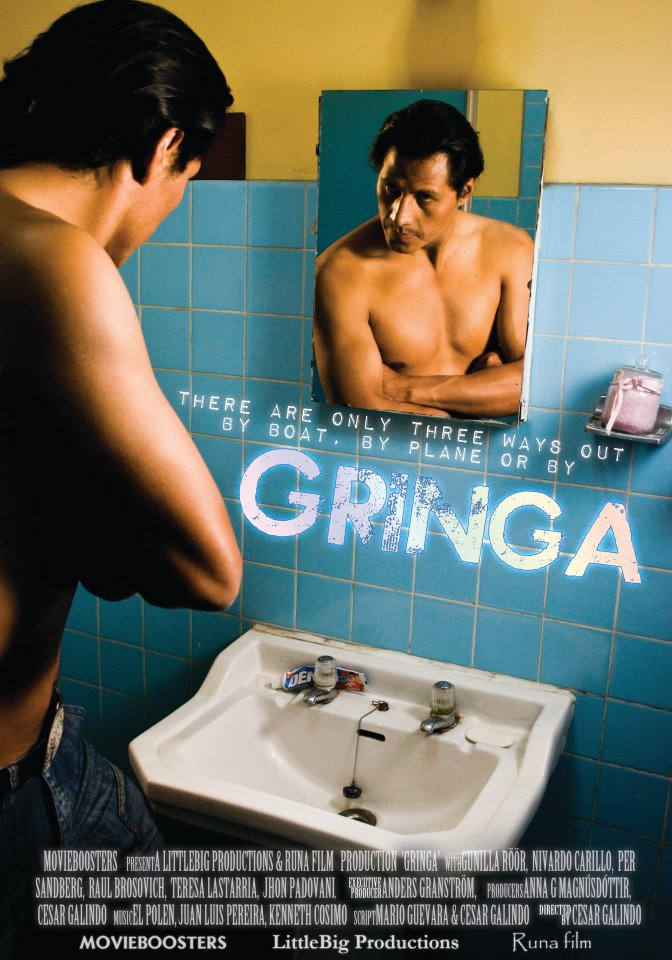 gringa_poster